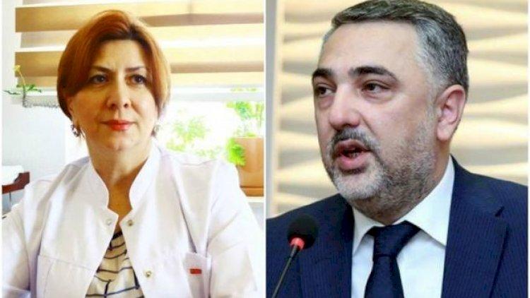 Oqtay Şirəliyev daha bir Baş direktoru işdən çıxardı - Yeni direktor dərhal bəzi həkimlərin ərizəsini alıb