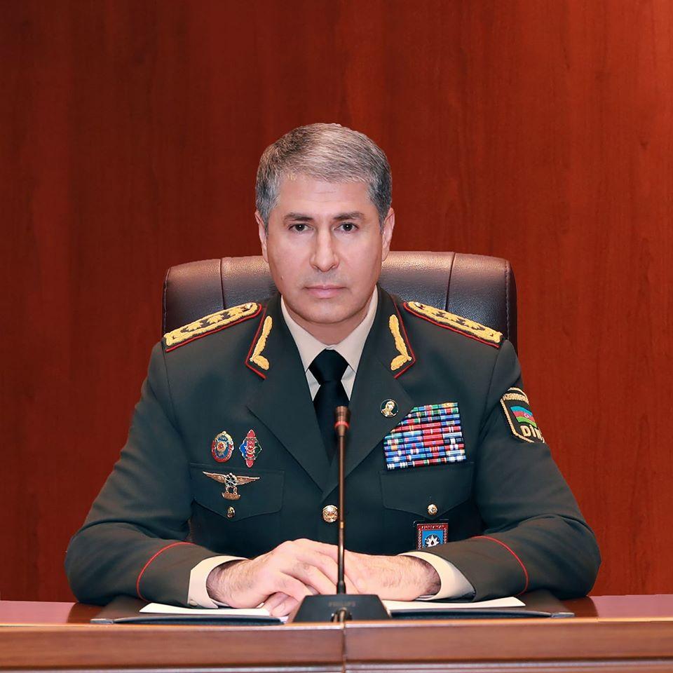 Vilayət Eyvazov Baş İnspektora yüksək vəzifə verdi - Bakı DYP-də dəyişiklik