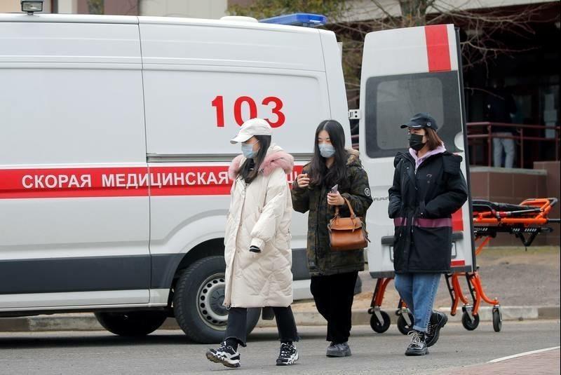 Rusiyada koronavirusla bağlı son vəziyyət açıqlandı