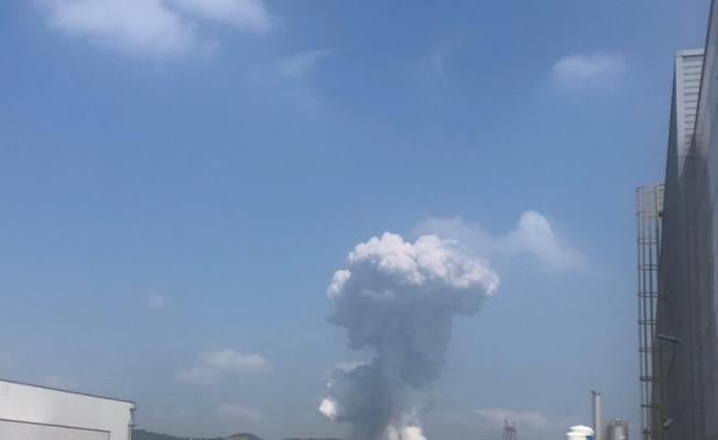 Türkiyədə fişəng fabrikində partayış olub, 2 nəfər ölüb, 73 nəfər yaralanıb - YENİLƏNİB