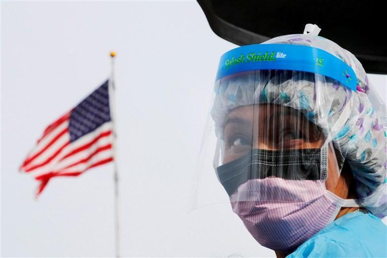 ABŞ-da son sutkada 58 mindən çox koronavirusa yoluxan var