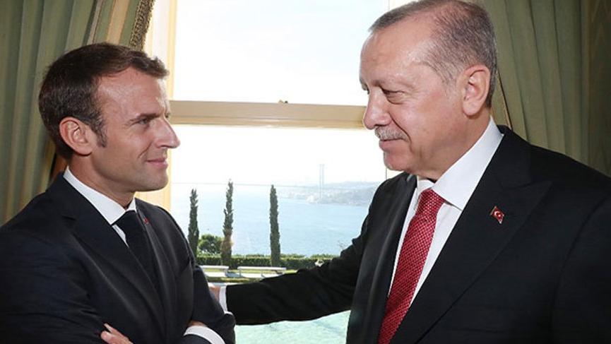 <p><strong>Ərdoğan bu gün Fransa prezidenti ilə danışıqlar aparacaq</strong></p>