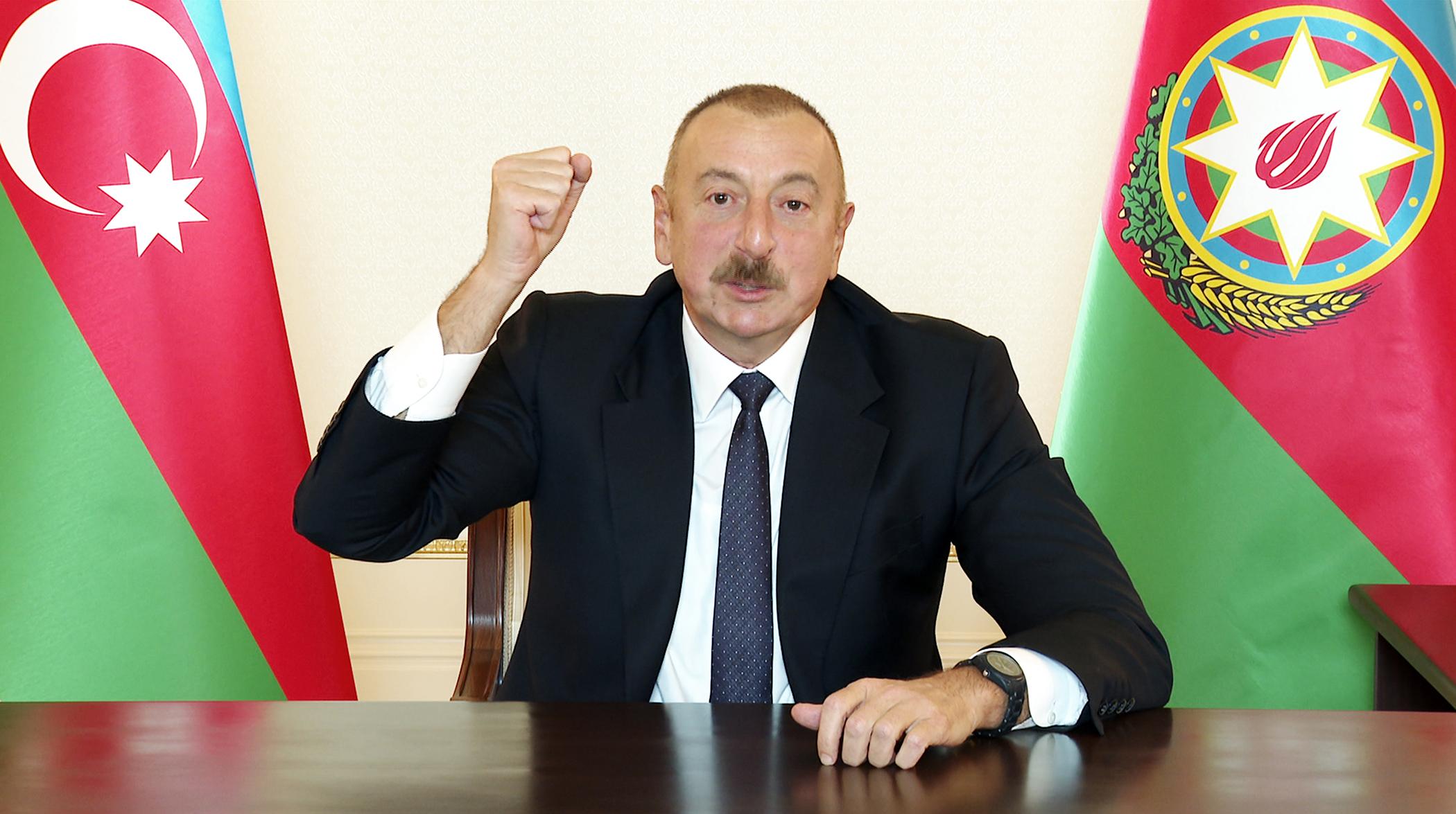 Prezident azad olunan yeni ərazilərlə bağlı müjdə, Paşinyana son şans verdi: