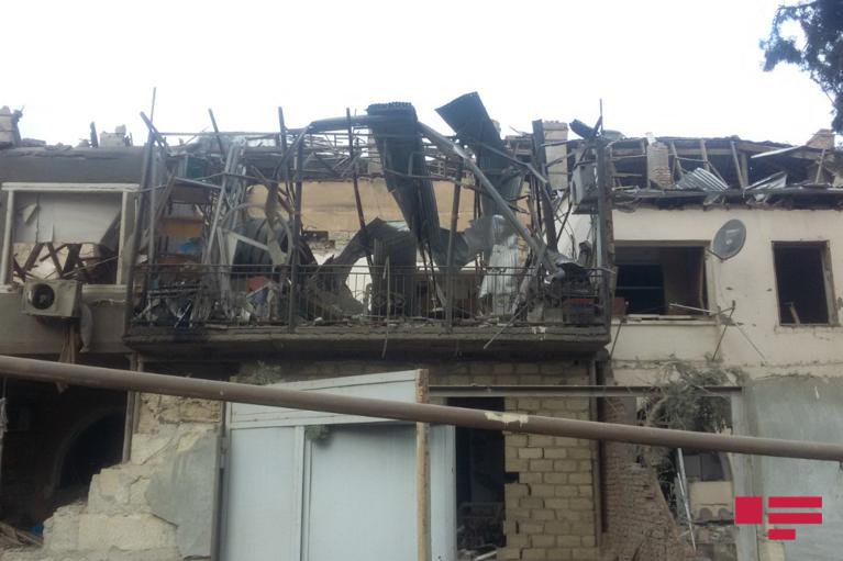 Ermənistanın mülki obyektlərə vurduğu ziyanın aradan qaldırılması üçün tədbirlərə başlanılıb
