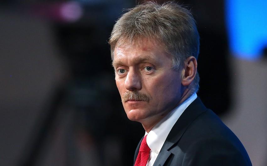 <p><strong>Kreml sözçüsü pandemiyanın iqtisadi fəsadlarından danışdı</strong></p>