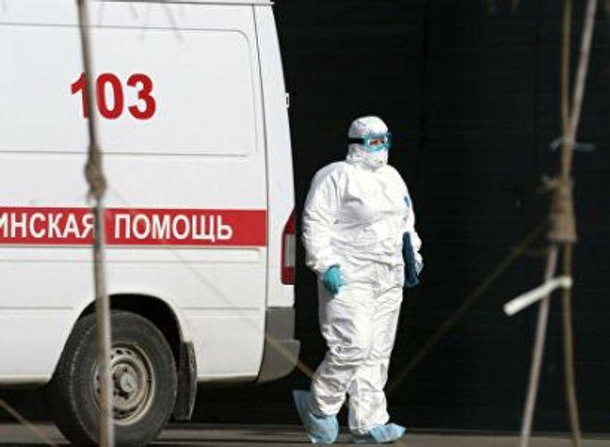 Rusiyada daha 9 150 nəfərdə koronavirus aşkarlanıb
