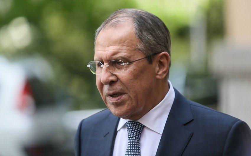 """Lavrov: """"Erməni tərəfi əsirlərin siyahısını vaxtında təqdim etməyib"""""""