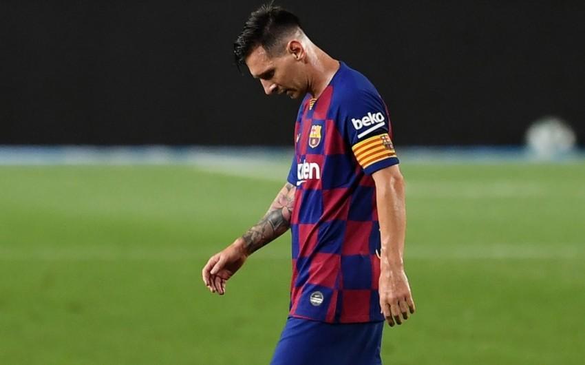 """Messi """"Barselona""""da qalır - 2 illik müqavilə bağlanır"""