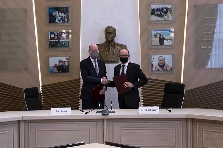 Azərbaycan enerji və nəqliyyat sistemlərinin karbonsuzlaşdırılmasında bp ilə əməkdaşlıq edəcək