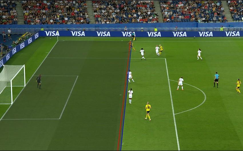 FIFA DÇ-2022-də ofsaydla bağlı yeni sistemdən istifadə edəcək