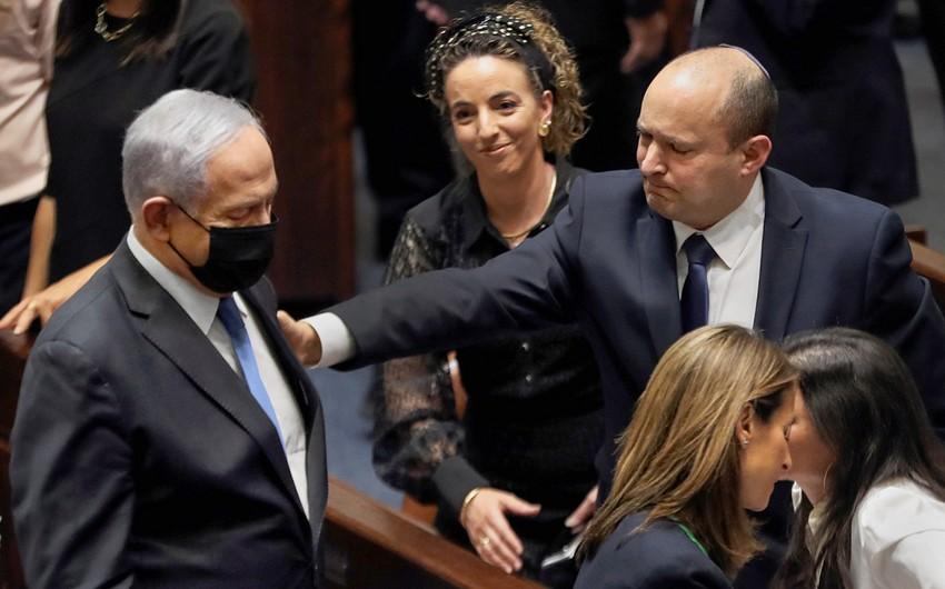 İsrailin Baş naziri Netaniyahu ilə görüşüb