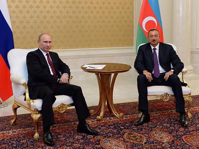 Prezident İlham Əliyev Putinə telefonla zəng edib.