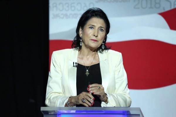 Zurabişvili parlamentdə illik hesabat verəcək