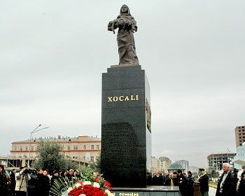 """""""Xocalıya ədalət"""" beynəlxalq kampaniyası çərçivəsində imza toplanılır"""